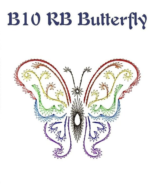 B10 RB Butterfly