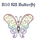 DS B10 RB Butterfly