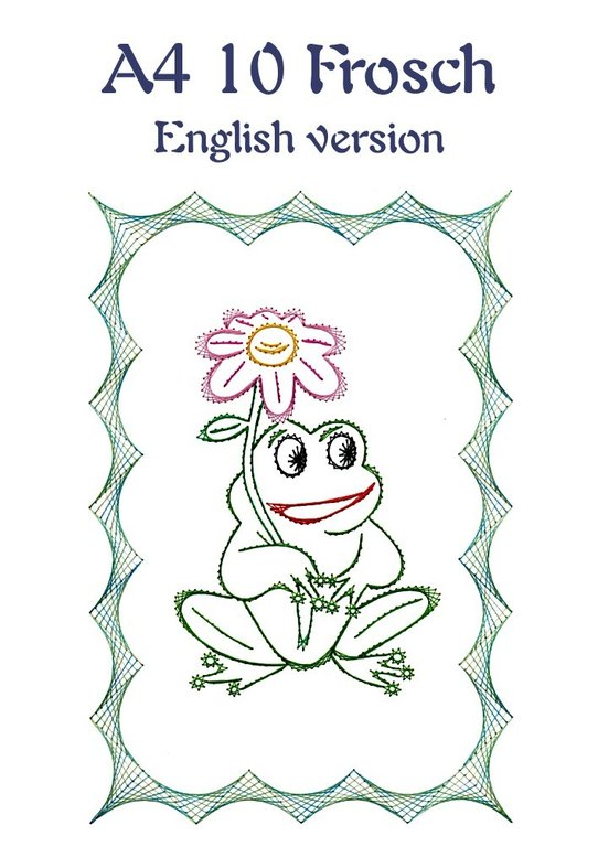 Frosch English version