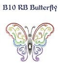 DL B10 RB Butterfly