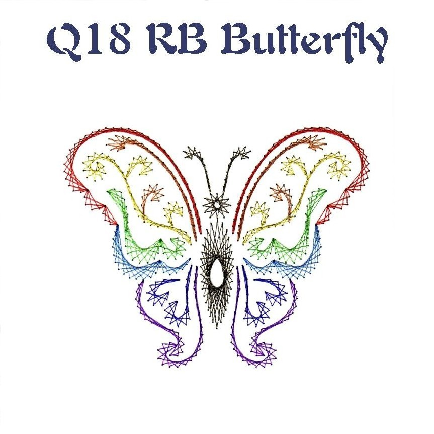 DL Q18 RB Butterfly
