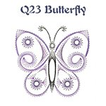 DL Q23 Butterfly