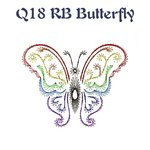 DV Q18 RB Butterfly