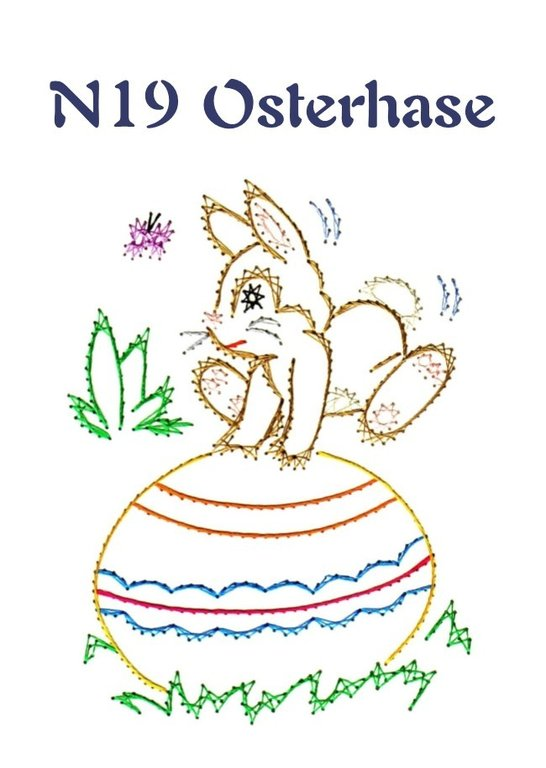 DS N19 Osterhase