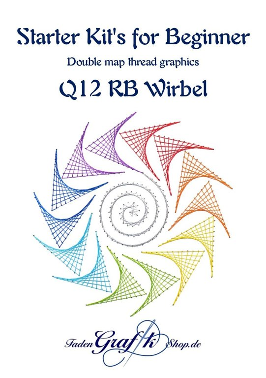 Probierset Q12 RB Wirbel English version