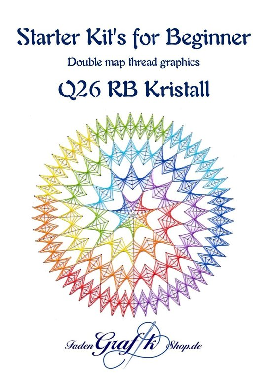 Probierset Q26 RB Kristall English version