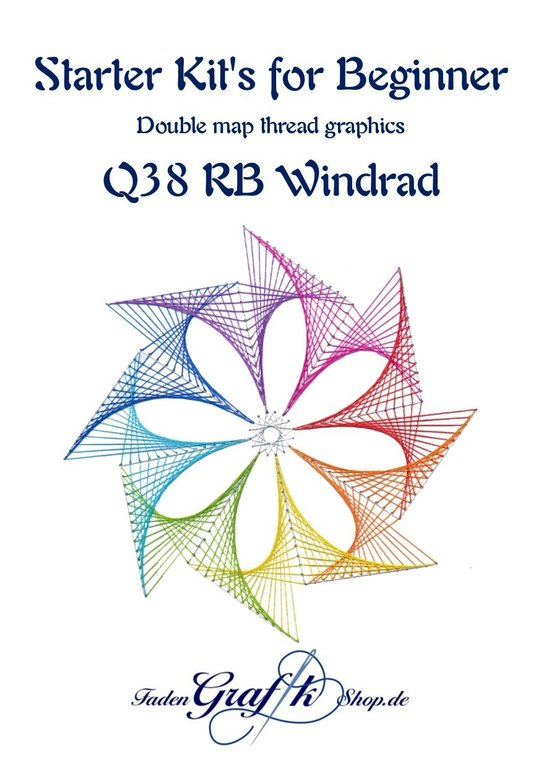 Probierset Q38 RB Windrad English version