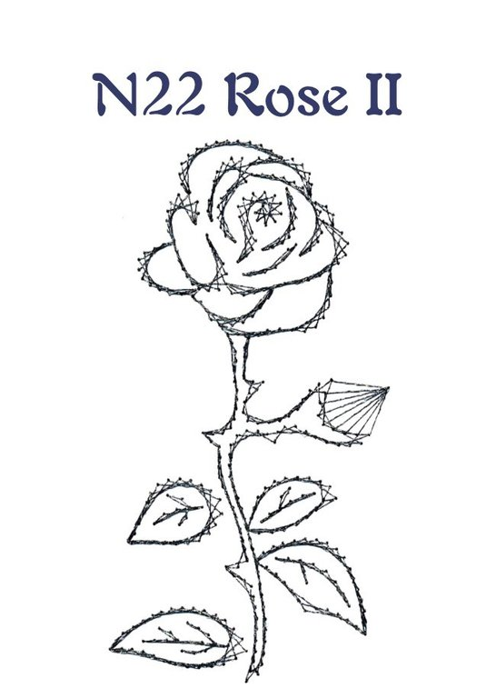 DL N22 Rose II